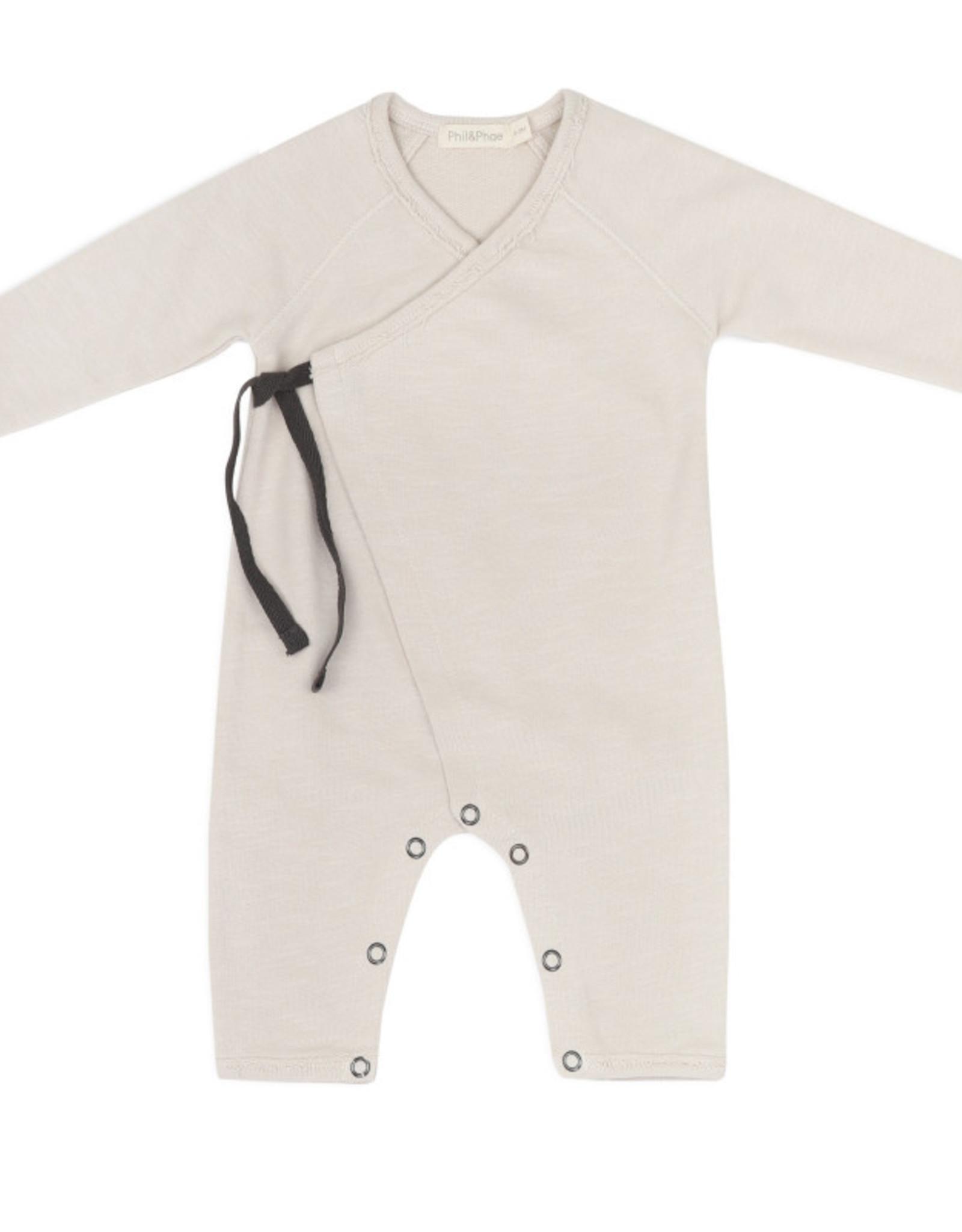 Phil & Phae Cross-Over Newborn Suit