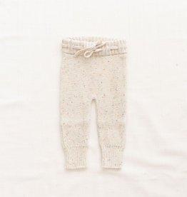 Fin & Vince Pantalon Confetti en tricot gaufré