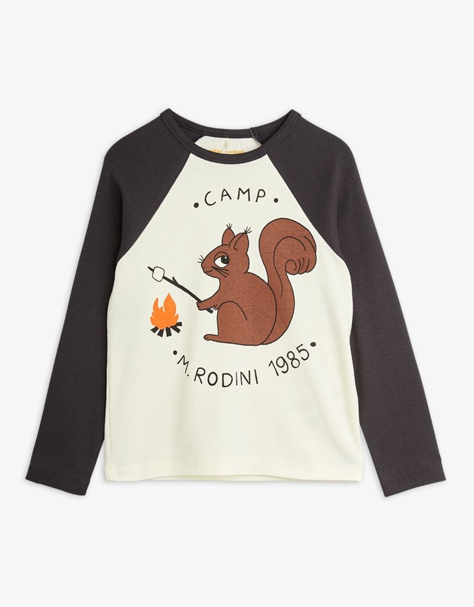 Mini Rodini Camp M.Rodini Raglan T-shirt