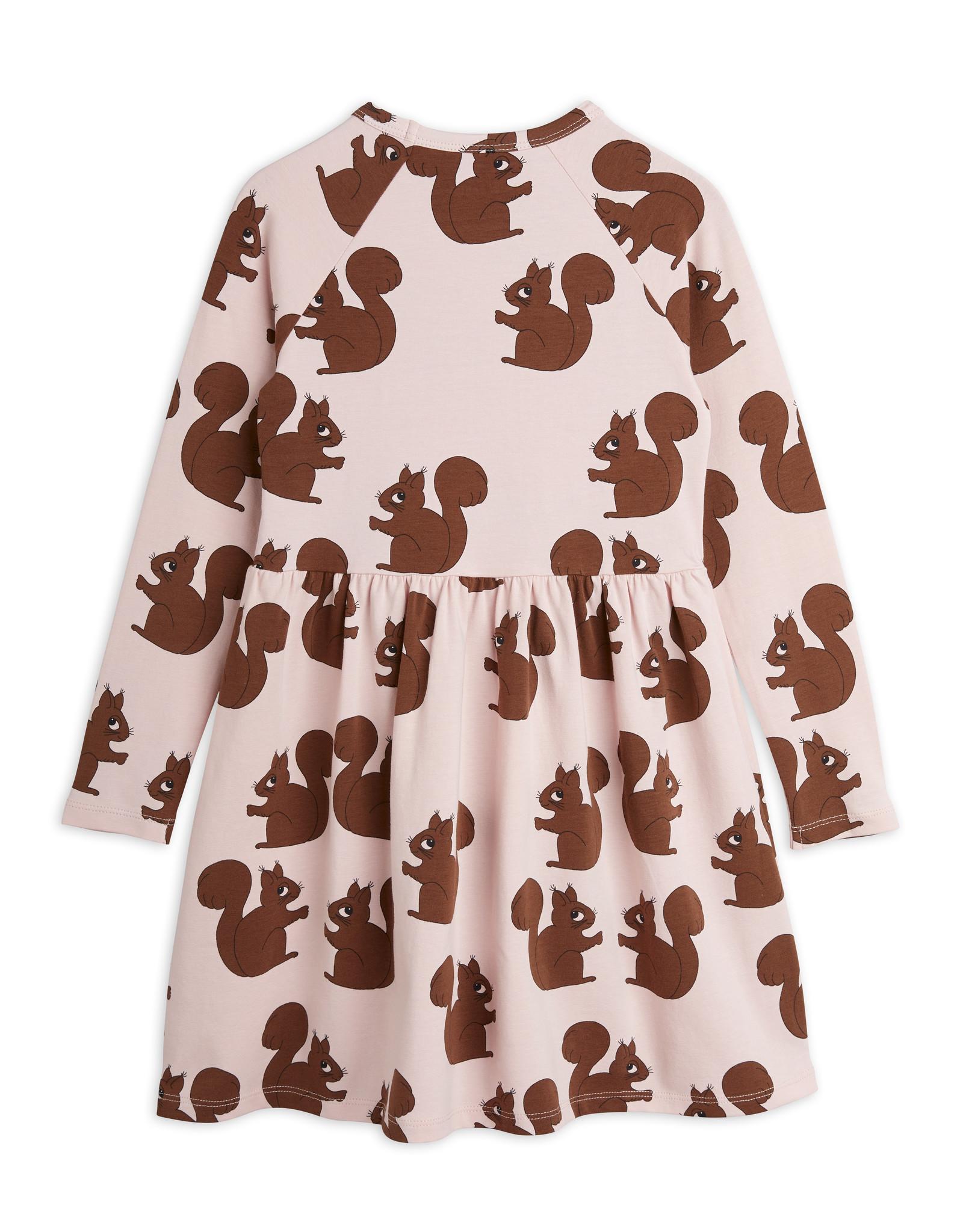 Mini Rodini Squirrel Long Sleeve Dress