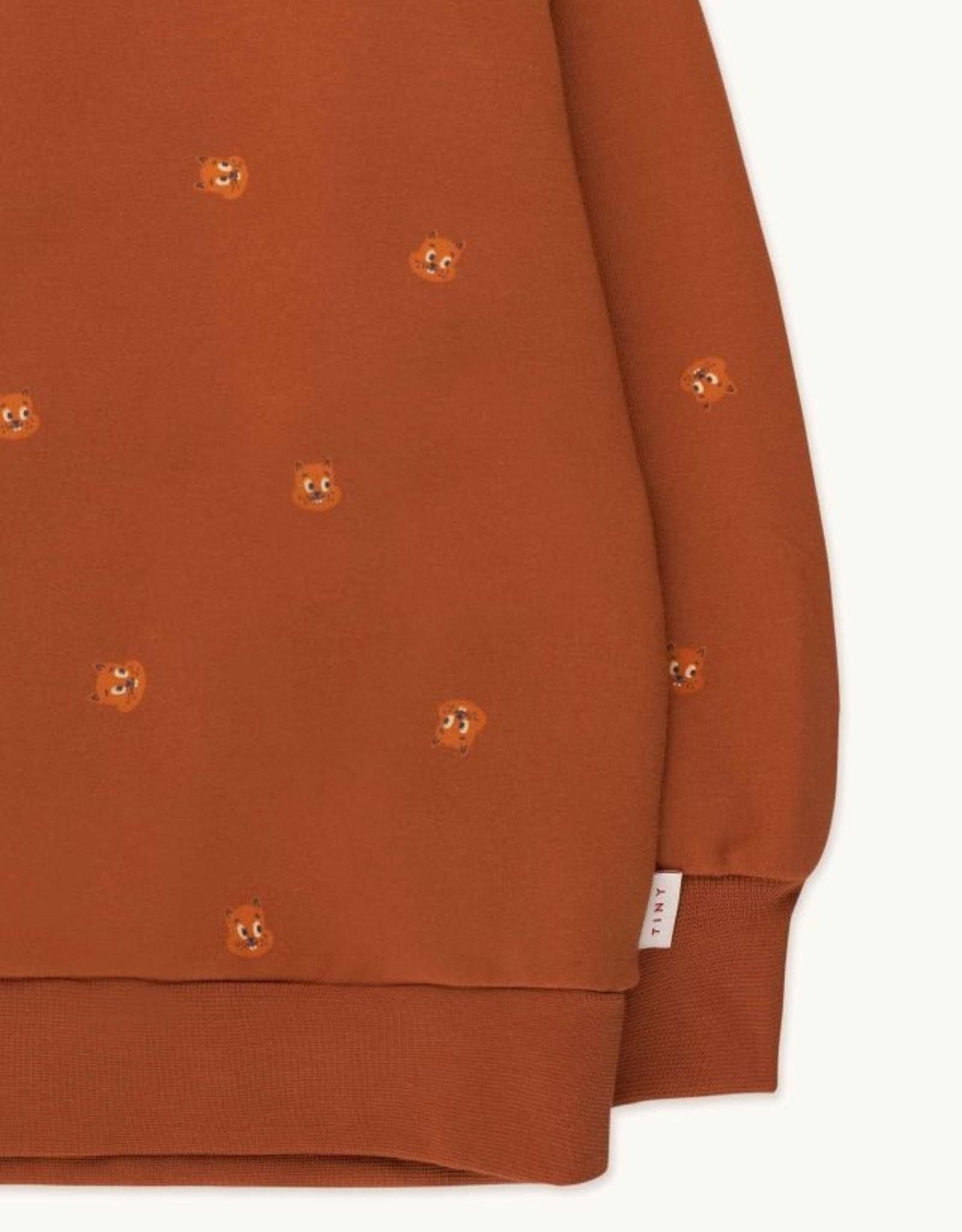 Tinycottons Squirrels Sweatshirt