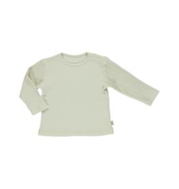 Poudre Organic T-Shirt Olive Côtelé