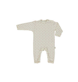 Poudre Organic Pyjama Armoise - Coeurs Lipstick