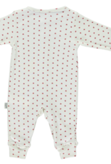 Poudre Organic Airelle Pyjamas - Lipstick Hearts