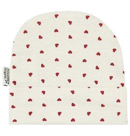 Poudre Organic Lipstick Hearts Newborn Bonnet