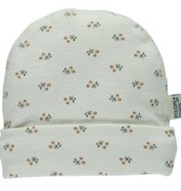 Poudre Organic Hors-saison Indian Tan Newborn Bonnet