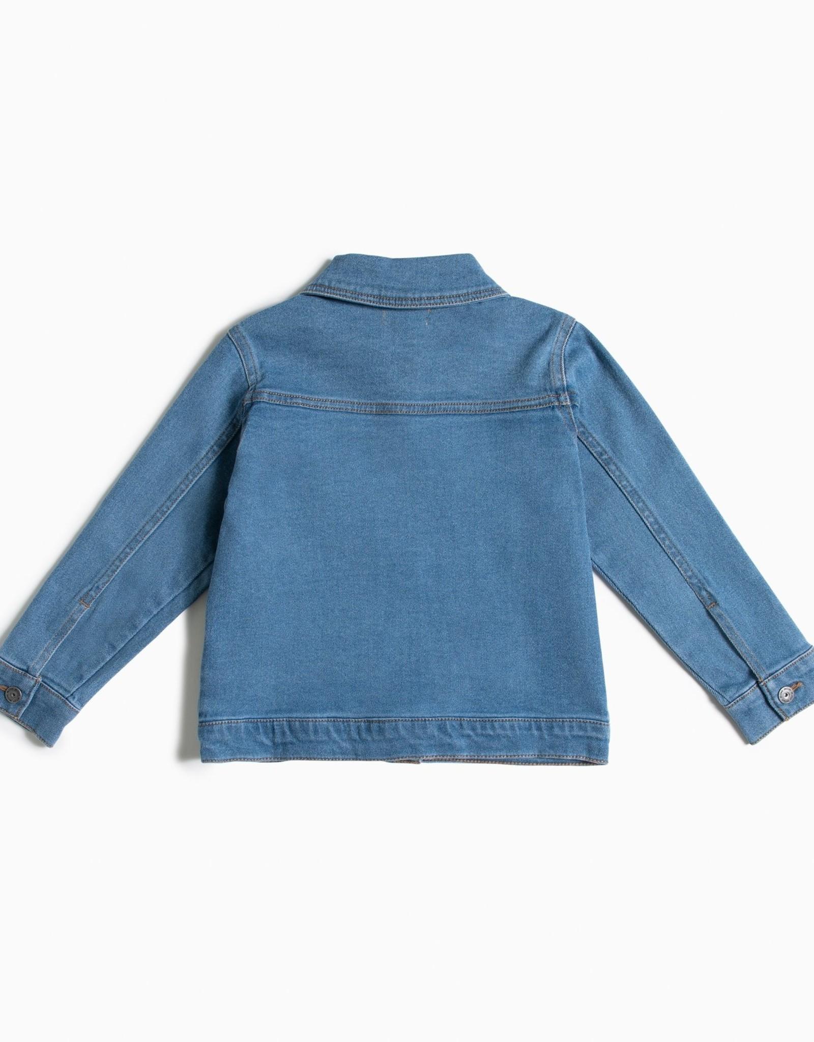 Miles Baby Miles Eco-Denim Jacket