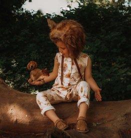 Wolf & The Wildling Fox Bonnet