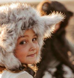 Wolf & The Wildling Wolf Bonnet