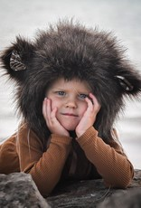 Wolf & The Wildling Bear Bonnet