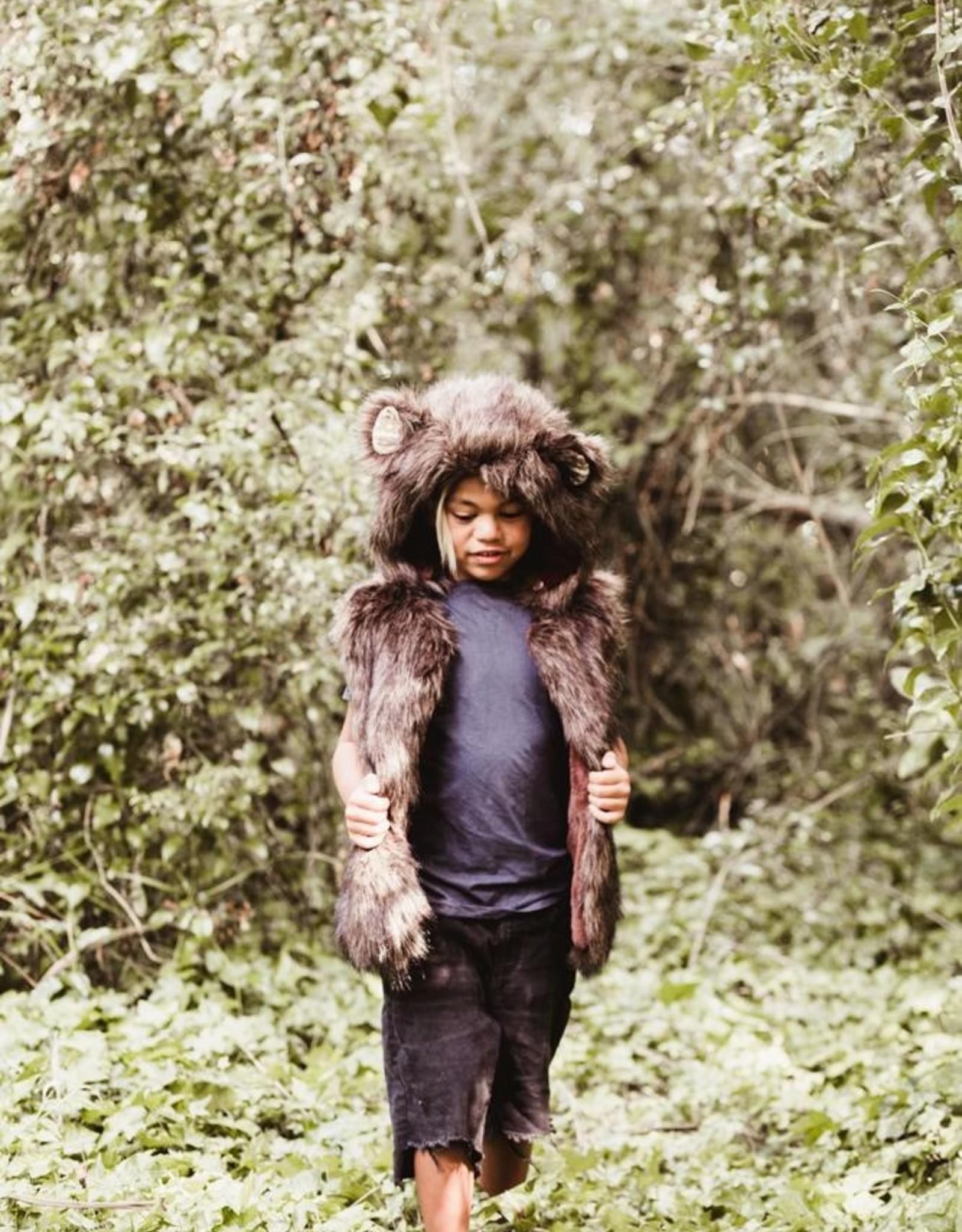 Wolf & The Wildling Bear Vest