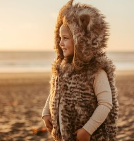 Wolf & The Wildling Leopard Vest