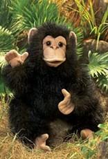 Folkmanis Chimpanzee Baby Puppet