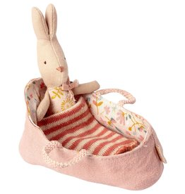 Maileg My Rabbit in Carry Cot