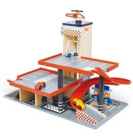 Tender leaf toys Station-service Blue Bird