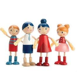 Tender leaf toys Famille de poupées