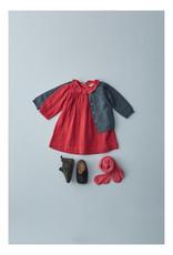 Caramel Oda Baby Dress