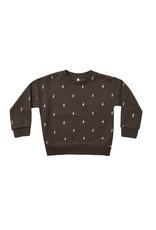 Lightening Bolts Fleece Sweatshirt