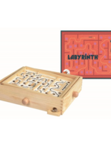 Egmont Wooden Labyrinth