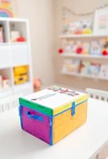Magna-Tiles Magna-Tiles® Storage Bin & Interactive Play-Mat