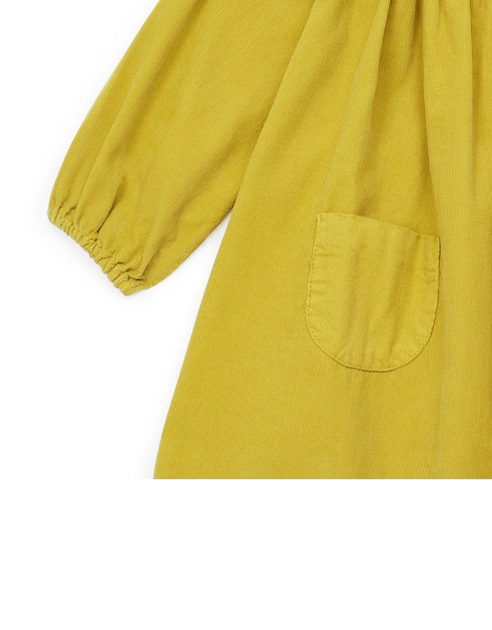 Bonton Velvet Dress