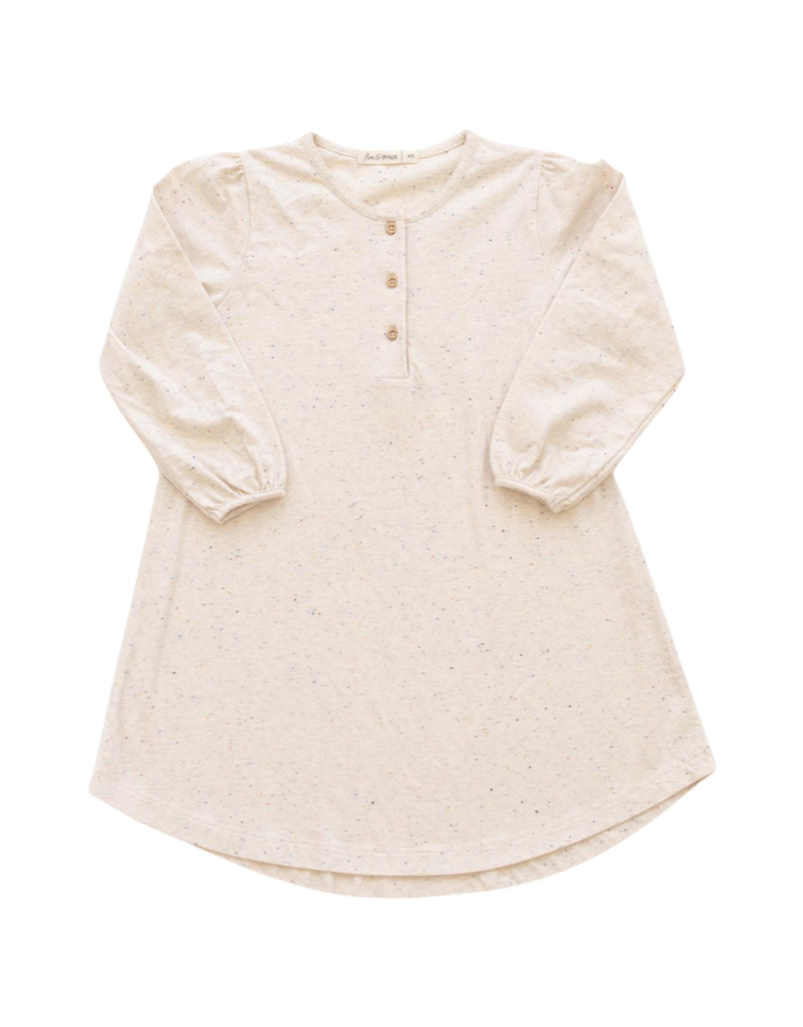 Fin & Vince Confetti Casual Dress
