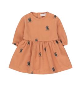 Tinycottons Explorers Baby Dress