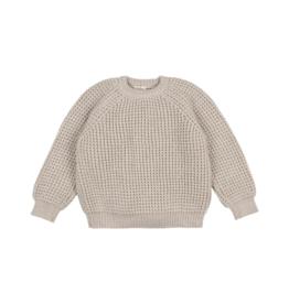 Buho Chandail en tricot doux