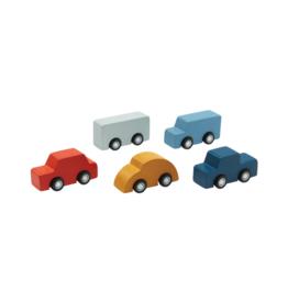 Plan Toys Ensemble de minis voitures