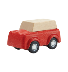 Plan Toys Red SUV