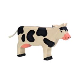 Holztiger Vache