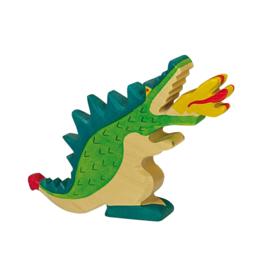 Holztiger Dragon Vert