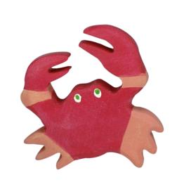 Holztiger Crabe