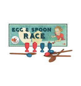 Egmont La course des oeufs et des cuillères