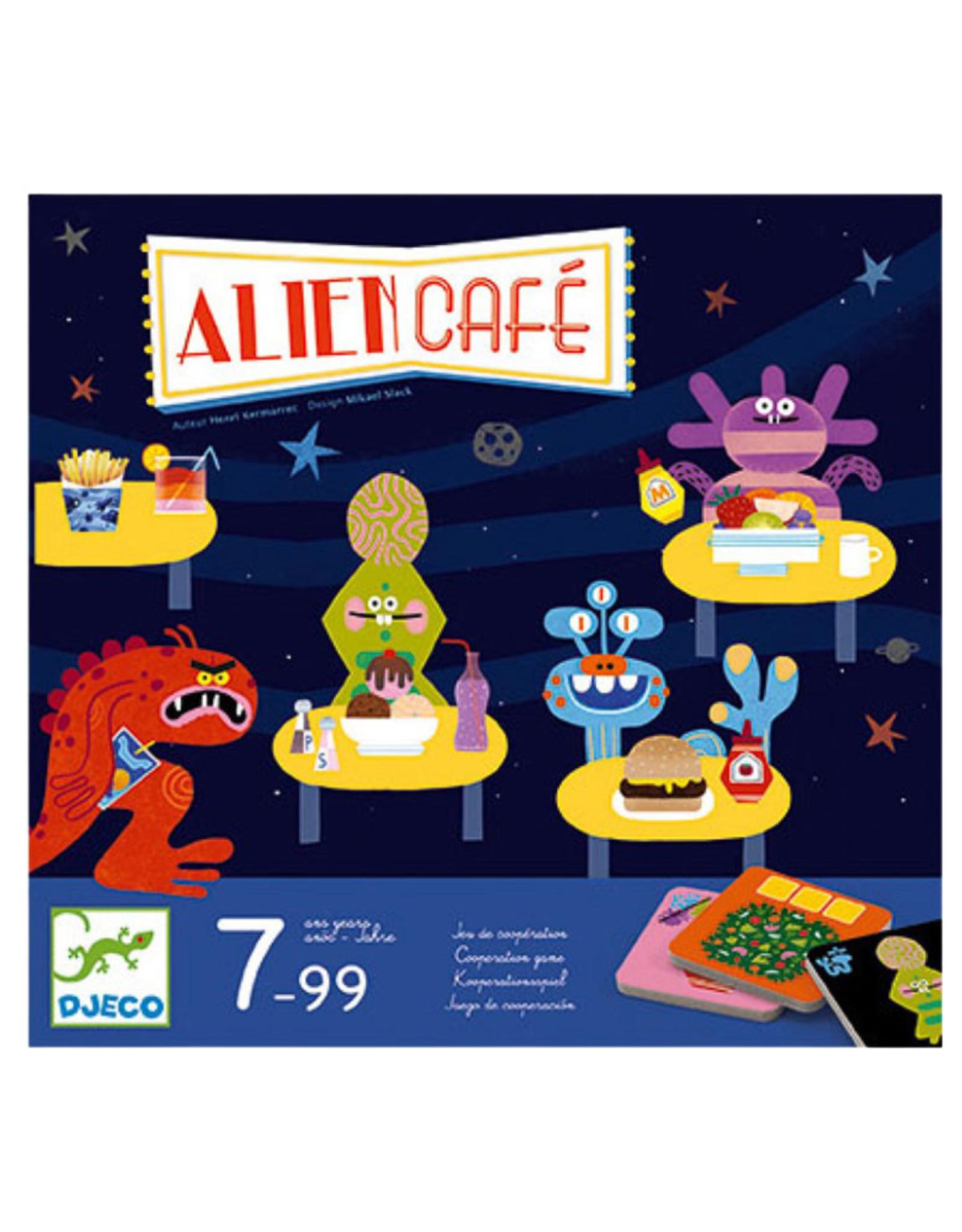 Djeco Alien Cafe