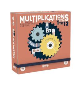 Londji Game - Multiplications