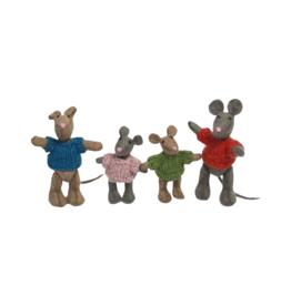Papoose Famille de souris