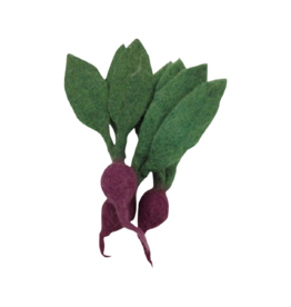 Papoose Papoose Mini Beets - Set of 3