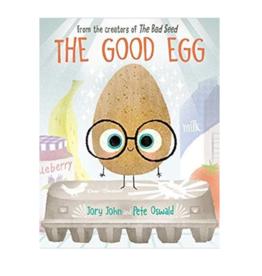 MerryMakers Livre The Good Egg