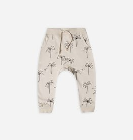 Pantalon de jogging, imprimé palmiers