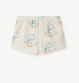 Beige Beetle Shorts