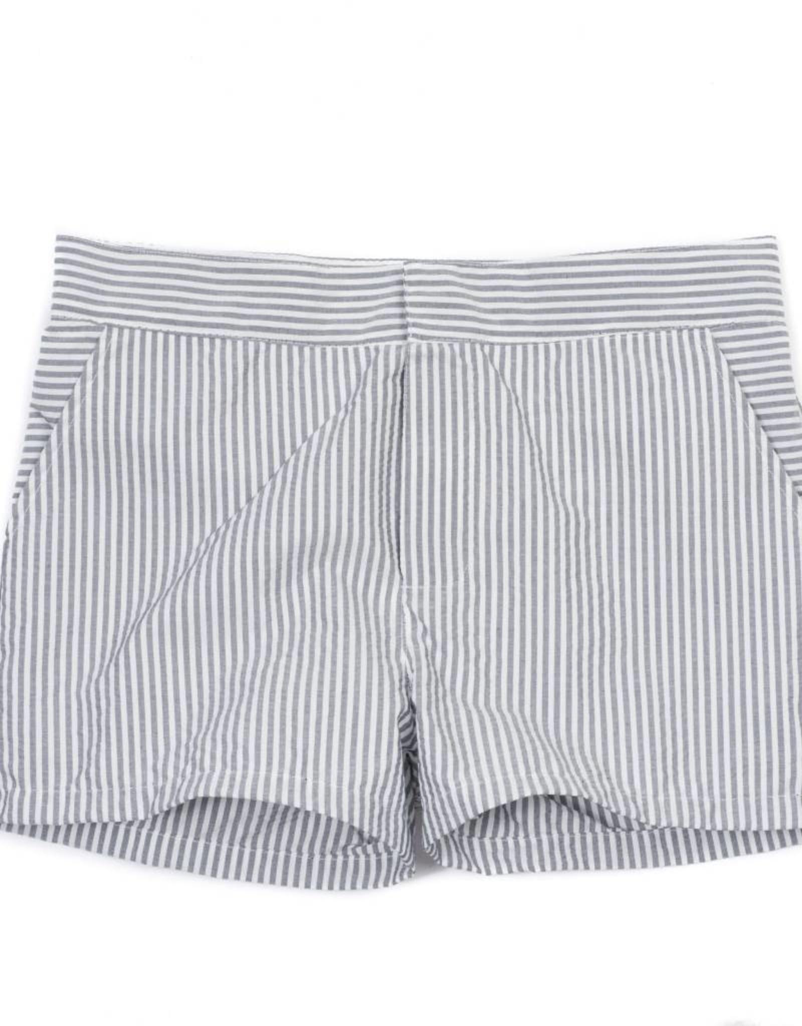 Bonton  Swim shorts, striped print