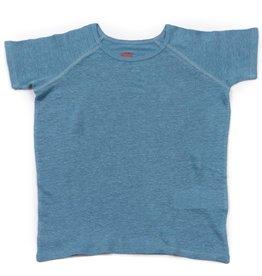 T-shirt de lin, manches courtes