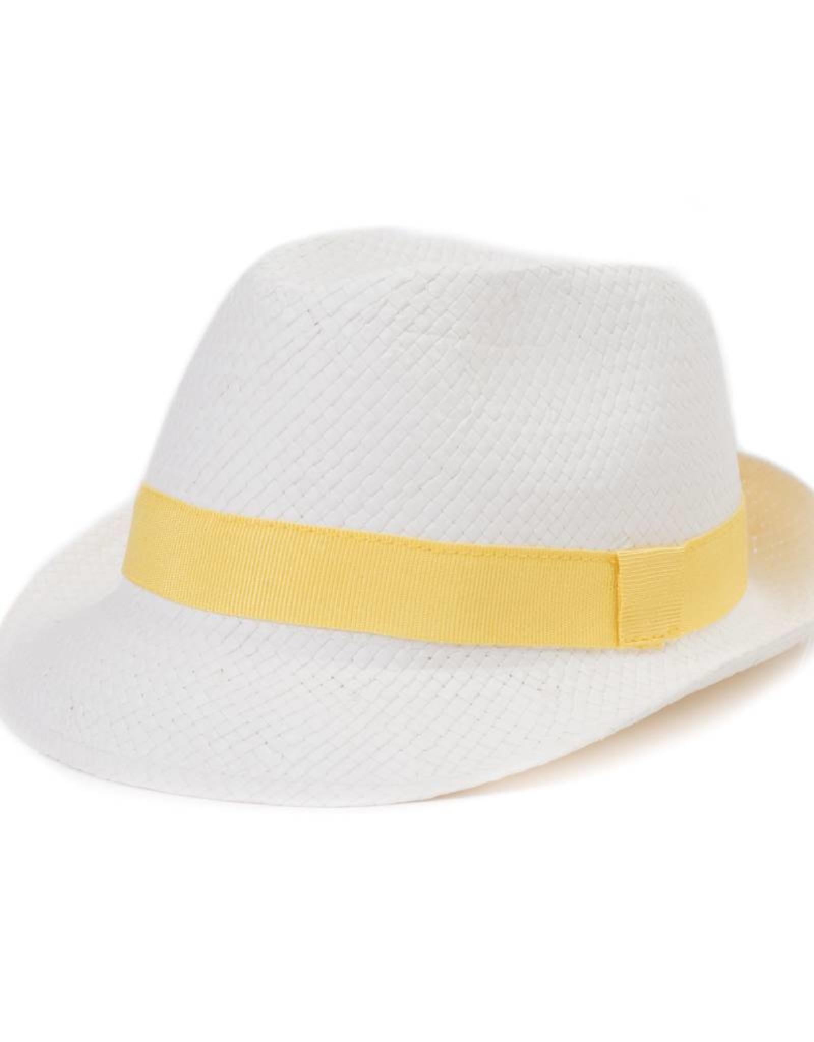 Gros grain Hat