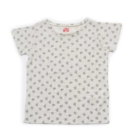 T-shirt, flowers print