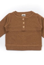 Bonton Baby buttons sweater