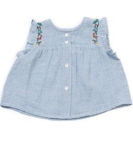 Nico baby blouse