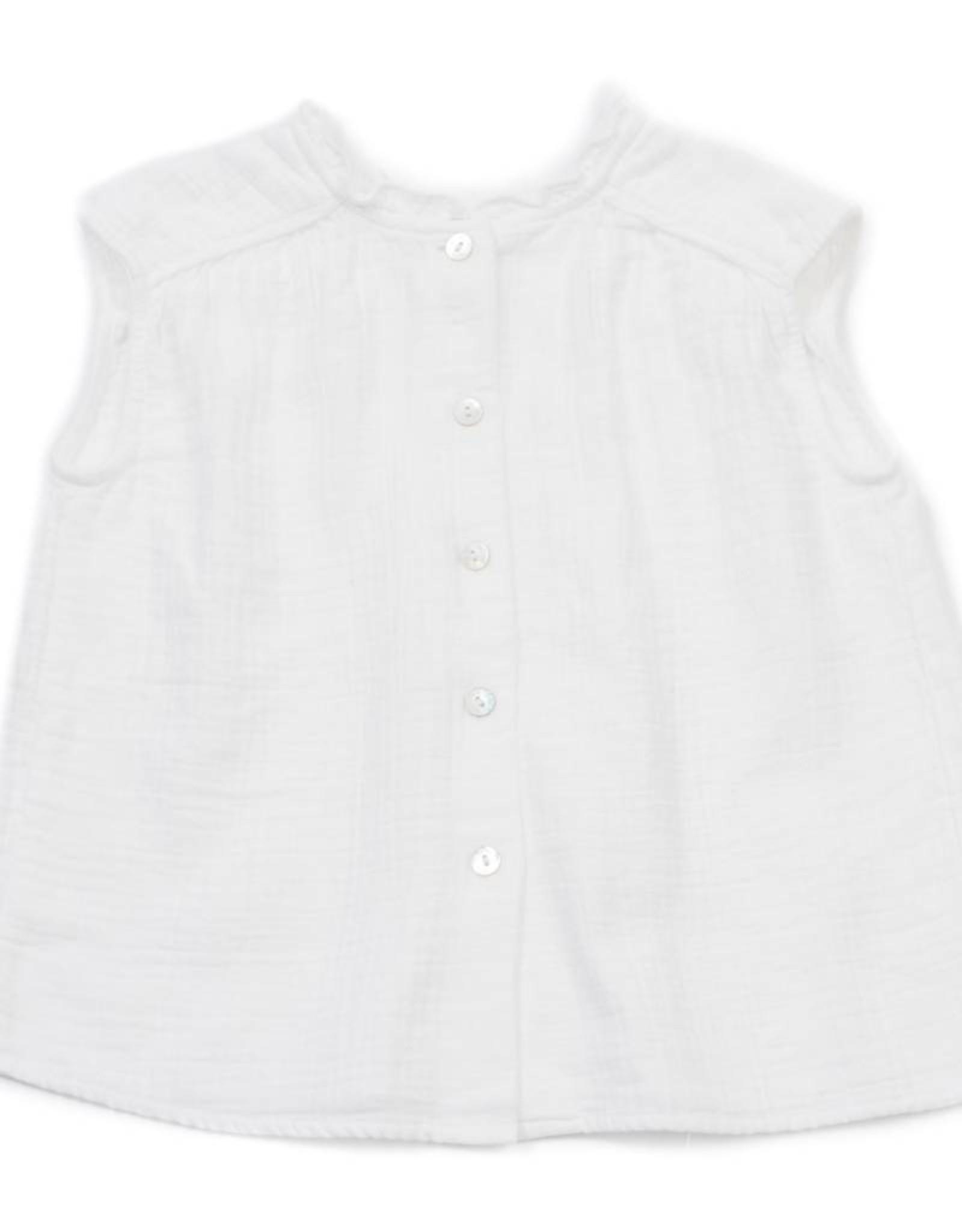 Looping blouse