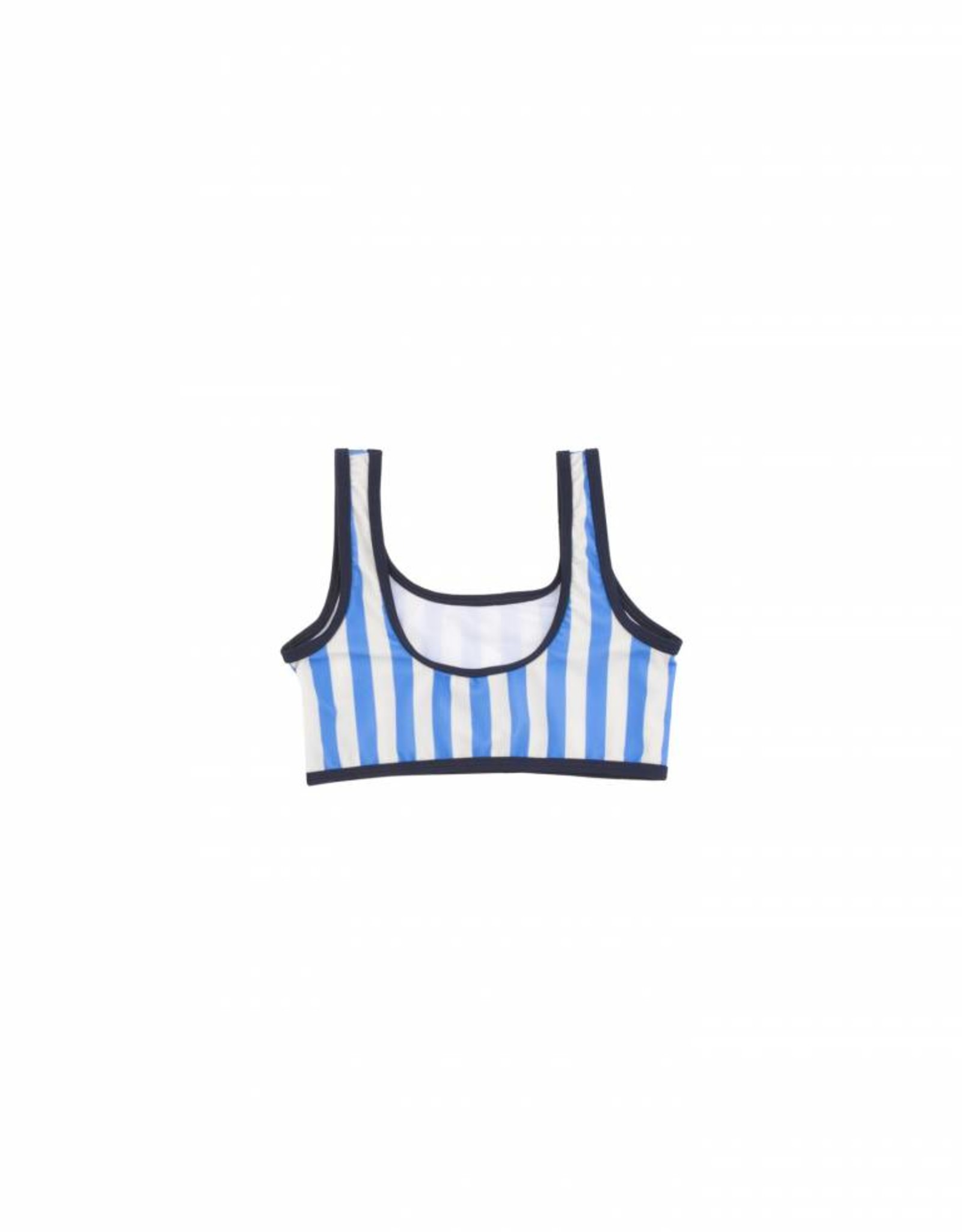 Striped bikini