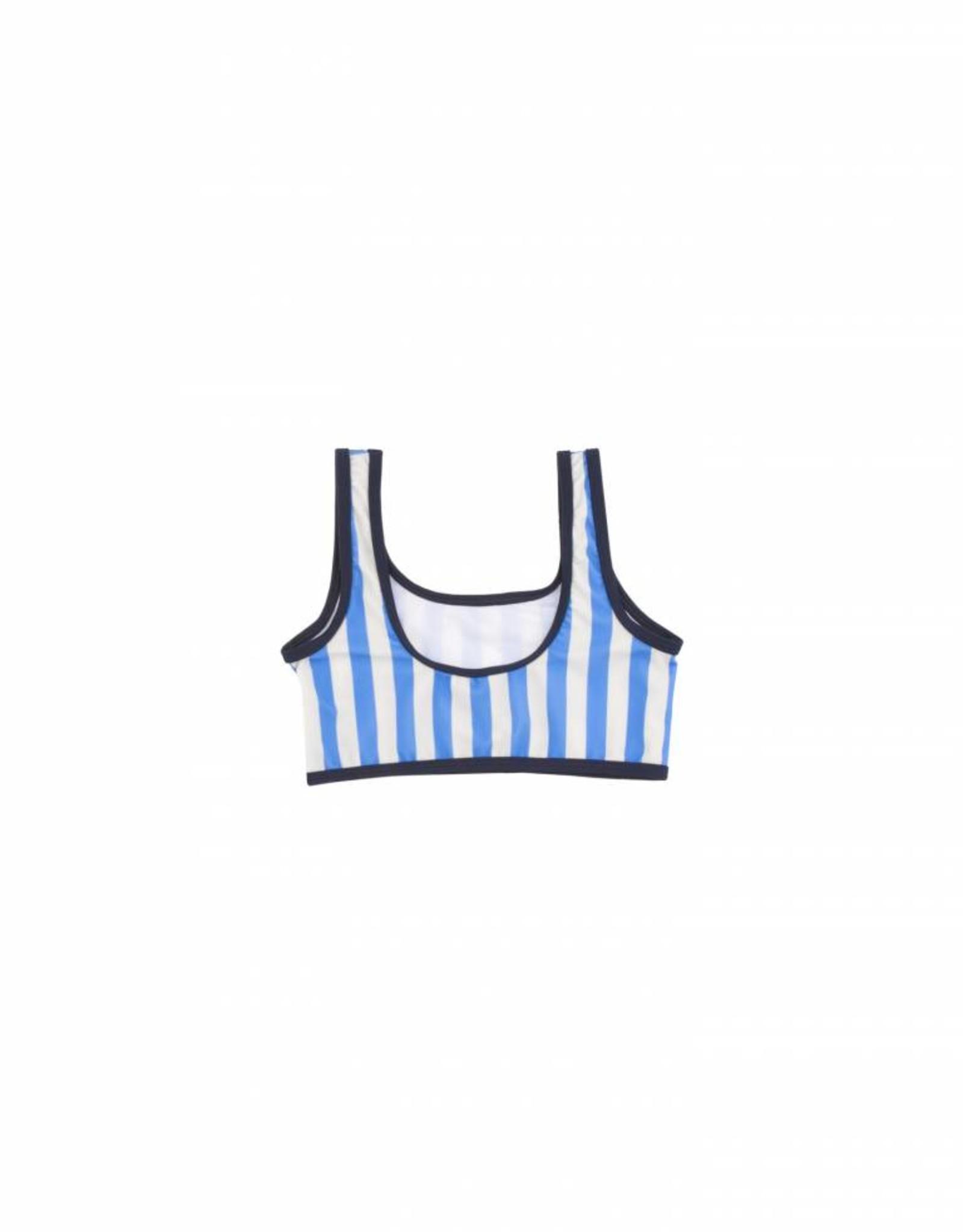 Tinycottons Striped bikini